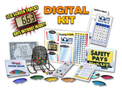 B-Safe Safety Bingo Digital Kit